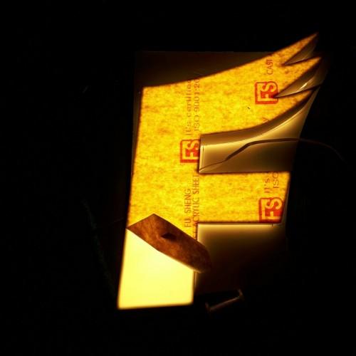 Chữ Led 1 màu